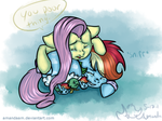 You poor thing! by amandaam
