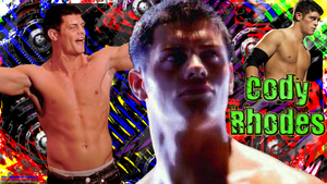 Cody Rhodes Wallpaper 2 by ais541890