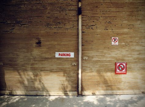 no? parking by monsterDylan