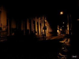 the alley... by Mumowcamefromhell