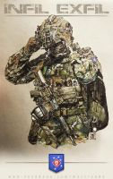 MARSOC - Level Zero Heroes by MarcWasHere
