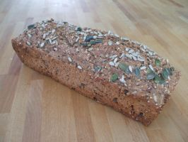 Spelt bread by Magical525
