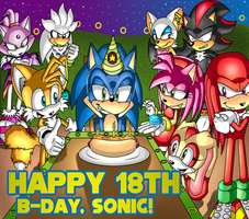 Happy 18th by super-sawnyc128