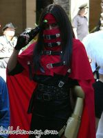 Vincent Valentine at AX2005 by angelrinoa