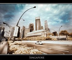 Singapore Infrared 1 by Pandowo014