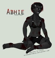 RandyPandy:Abhie by Fiddlezips