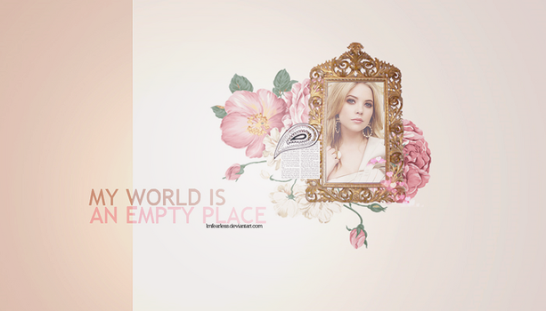 Ashley Benson Wallpaper2 by Imfearless