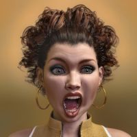 The Screaming Housewife by Livius70