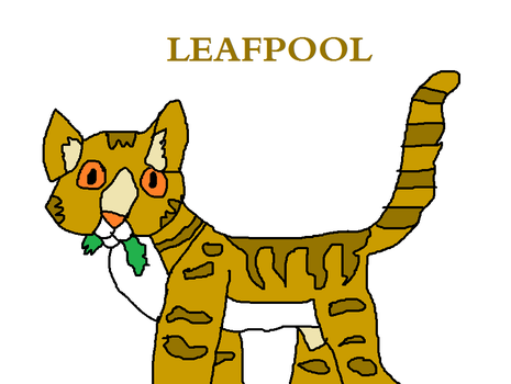 Leafpool from Warriors Cat by MikeEddyAdmirer89