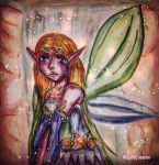 Butterfly Fairy by AlwysbCreative