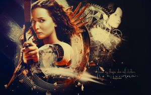 It's a revolution, I suppose :. THG by Sacrilence