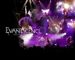Evanescence (Budapest) wallpaper by HorvathKristy