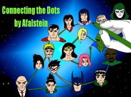 'Connecting the Dots' Cover by Afalstein