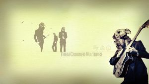 Them Crooked Vultures :Desktop by ffadicted