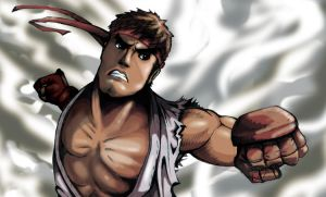 Ryu - Contest Entry by The-Switcher