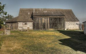 Old barn by Patryk567