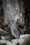 Dance with the Waterfall by Zurmuehle