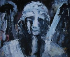 Weeping Angel by Blackbirdmotel