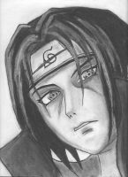 Itachi by mantis484848