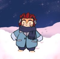 Lion-O's Winter Wonderland by ReaperClamp