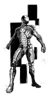 Iron Man by uger