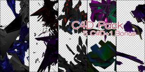 1st C4D Pack by donsek