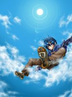 Sky High by Eranthe