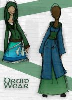 Druid Wear by Luai-lashire
