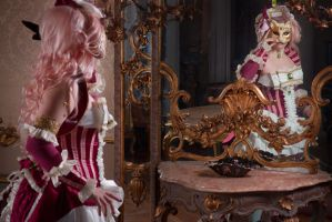 I'm the Cheshire Cat by Elsa-Cosplay