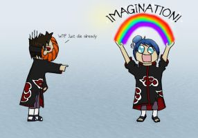 Naruto Ch. 508 - Imagination by shadowqueen16