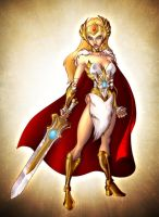 For the Honor of Grayskull by GavinMichelli