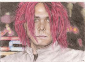 Gerard Way by Virtuxa