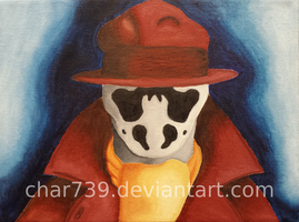 Rorschach by Char739