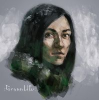 Severus by GronnUlv