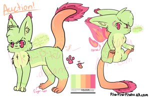 Original Species Auction by Pika-Pika-Pikahu