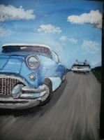 Buick Speed by JThomastheartist13