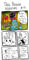 Tala's Nuzlocke Adventure 15 by TalaSeba