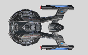 USS Osborne top by HunterDarkWolf