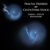 Fractal Freebies by CelticStrm-Stock by CelticStrm-Stock