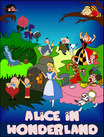 Family Guy Presents - Alice in Wonderland by classicalguy