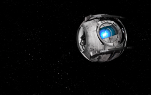 Wheatley in Space by Lomoco