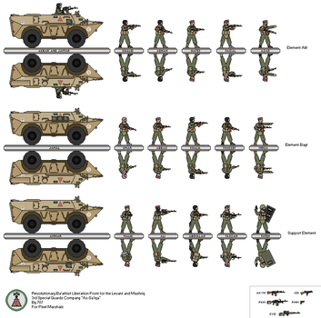 Generic Middle Eastern Army by Seven-Zero-Seven