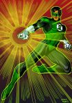 green lantern by DONAHUE-t