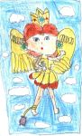 Angel Daisy by PrincessDaisyRocks10