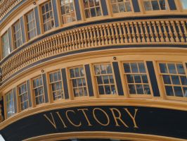 H.M.S VICTORY by SweeneyTed