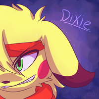 Dixie the Pikachu Quick Redesign by Zander-The-Artist