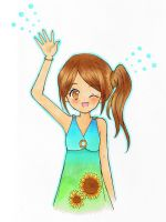 .summer. by HelloPeace103-B