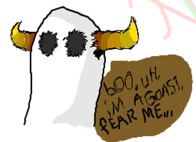 uH, bOO, oN ISCRIBBLE by sjk246