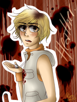 Heather. Oh gosh. Another Silent Hill fanart. by TheGweny