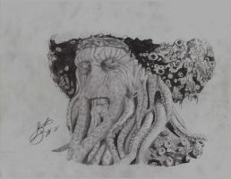 Davy Jones by JonathanGragg